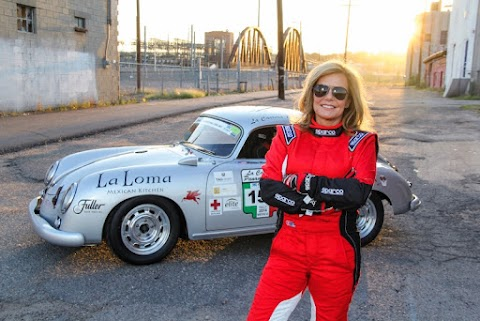 Rally Driver Renee Brinkerhoff Completes Peking-to-Paris