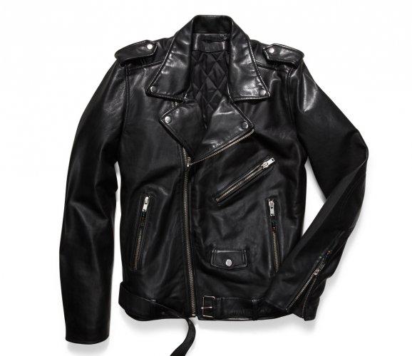 Produk dm79 RD5 Sulam Hand Made merupakan jaket lengan panjang untuk pria  yang terbuat dari bahan kulit domba asli. 5e490a7ab1