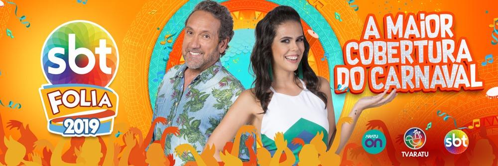 07f957db35 TV Aratu celebra 50 carnavais no SBT Folia ~ SALVADOR POR STEFANO DIAZ