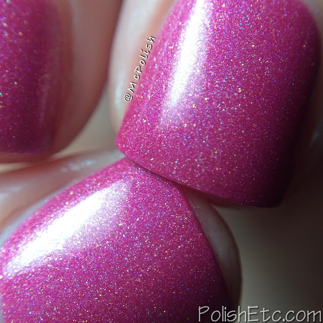 Doctor Lacquer - Chromahedron Collection - McPolish - Rhodolite