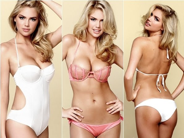 secret lingerie Kate upton victoria