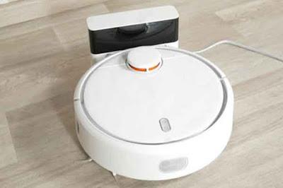 robot pembersih