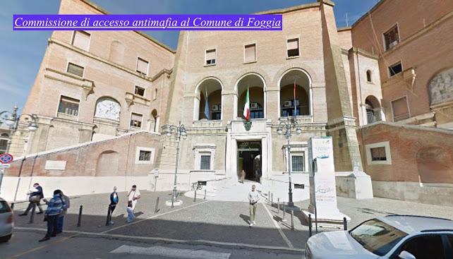 Foggia: Commissione d'Accesso Antimafia insediata al Comune