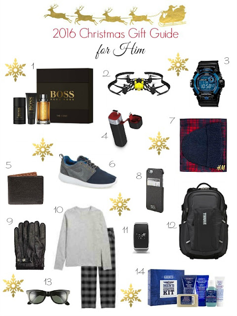 Gift ideas for Him - Ioanna's Notebook