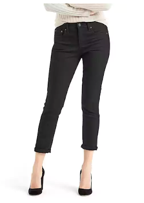 Gap Mid Rise Best Girlfriend Jeans $21 (reg $70)