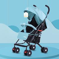 kereta dorong bayi spacebaby baby stroller