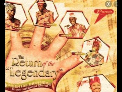 Music: Nwanyi Di Ya Bu Eze - Oriental Brothers (throwback songs)