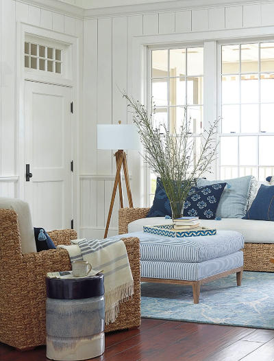 Coastal Living Wicker Furniture Ideas