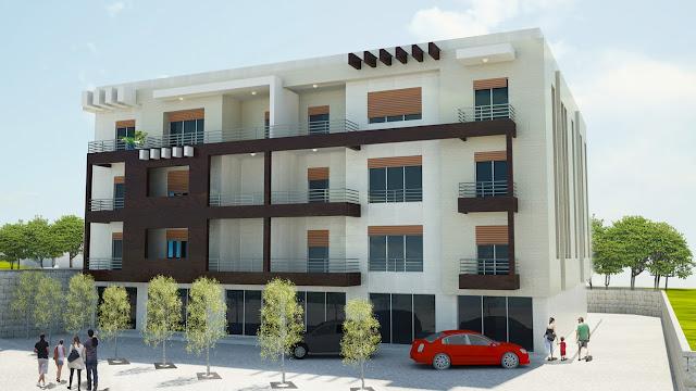 Commercial & Residential Building in Koura- Lebanon