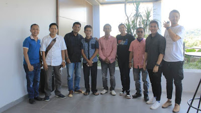 Believe Sosialisasikan Distribusi Musik Digital pada Musisi dan Label di Padang