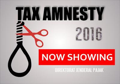 Upaya Hukum Pengampunan Pajak / Tax Amnesty
