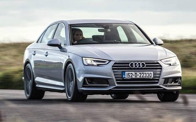 Audi A4 - 6º carro mais vendido da Alemanha