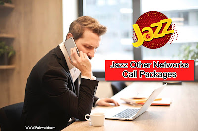 Jazz other network call packages for Prepaid Customers 2021