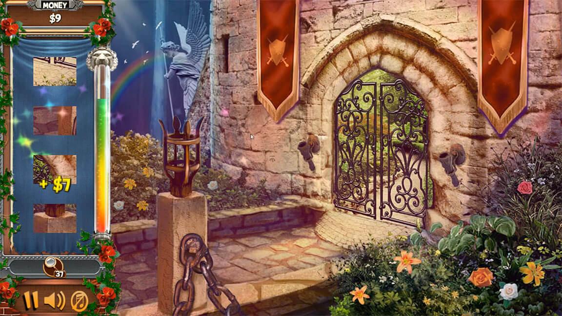 تحميل لعبة castle wonder
