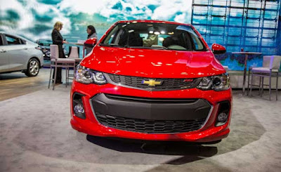 2017 Chevrolet Sonic EV Release Date Canada