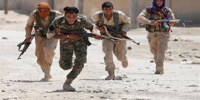Οι Κούρδοι καλούν σε αντίσταση υπό την απειλή εισβολής Τουρκίας