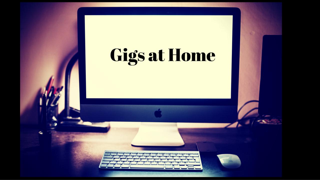 Gigs At Home Customer Service Representative