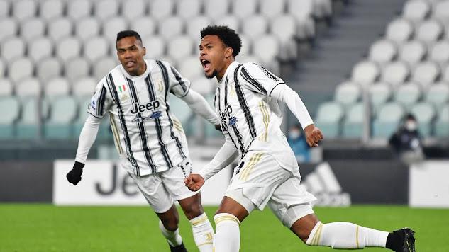 مشاهدة اهداف وملخص مباراة يوفنتوس وتورينو 2-1 في الدوري الايطالي