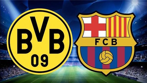 مشاهدة مباراة برشلونة ضد بوروسيا دورتموند بث مباشر live اون لاين  في دوري أبطال أوروبا اليوم الاربعاء 27-11-2019