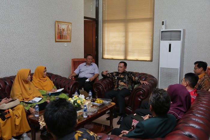 Audiensi Dengan Plt Bupati Lampung Selatan, Aisyiyah Dorong Payung Hukum Penanggulangan TB.