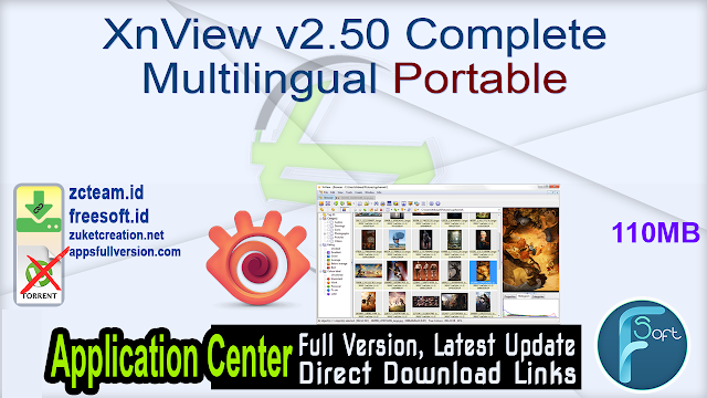 XnView v2.50 Complete Multilingual Portable_ ZcTeam.id