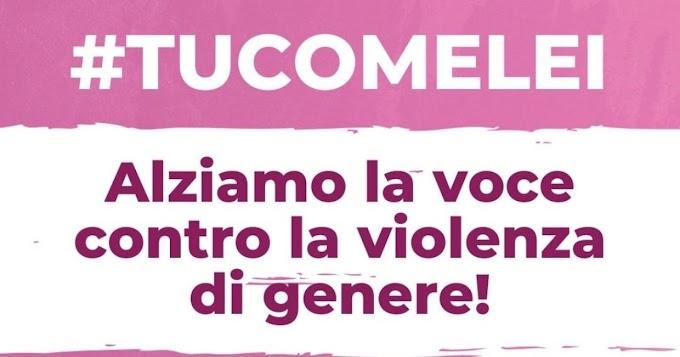 Violenze e stupri: al via la campagna #tucomelei