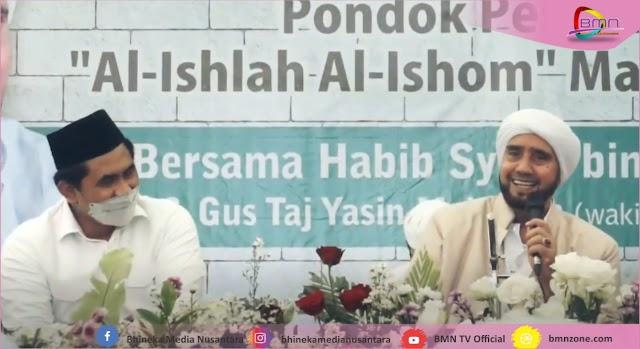 Habib Syech : Pemprov Jateng Ajiibb!