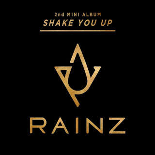 RAINZ - SHAKE YOU UP Albümü