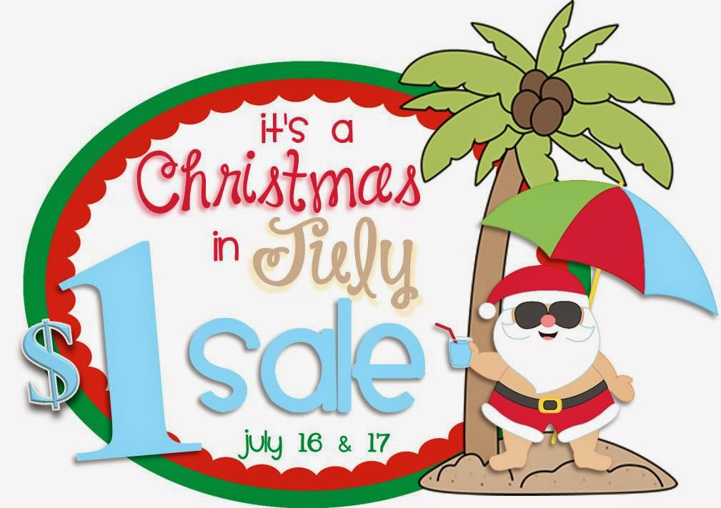 Merry Christmas In July Clipart.Pencils Books And Dirty Looks It S A Christmas In July 1 Sale