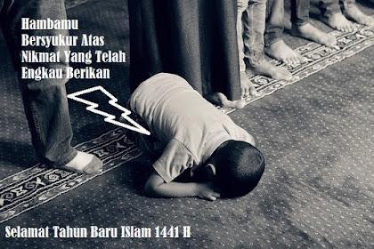 Gambar Meme Menyambut Awal Tahun Baru Hijriah, Caption Meme Islami Terbaru