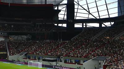 PES 2020 Stadium Mercedes-Benz