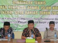 Kemenag Kota Banjar Gelar Bimtek Bagi PAI Non PNS