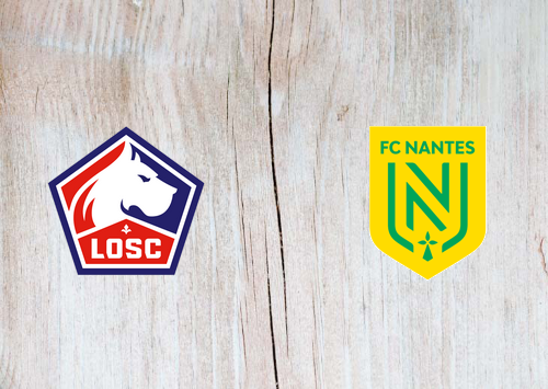 Lille vs Nantes -Highlights 11 August 2019