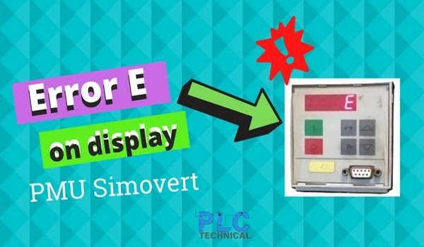 Error E On Display PMU