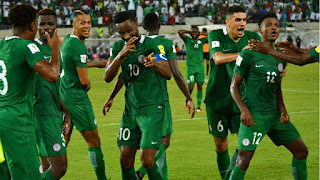 Sport: Nigeria vs Zambia! Millions of naira rain on Super Eagles after 2018 World Cup qualification