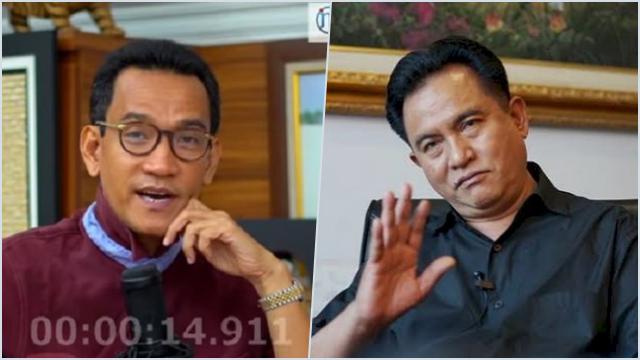 SBY Tak Bisa jadi Presiden Tanpa Tanda Tangan Yusril? Refly: Keliru, Demokrat Bisa Standing Alone!