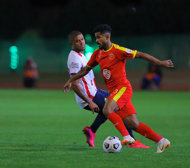 نتائج مباريات الجولة 16 من الدوري السعودي 2021