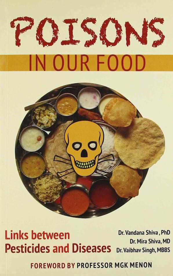 'Veneno na nossa comida' é boato assustador negado pelos investigadores sérios
