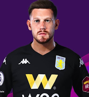 PES 2020 Faces Jed Steer by Rachmad ABs
