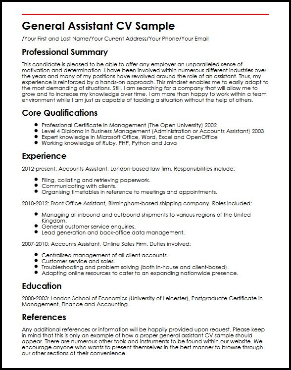 the writing solution  curriculum vitae  cv  samples