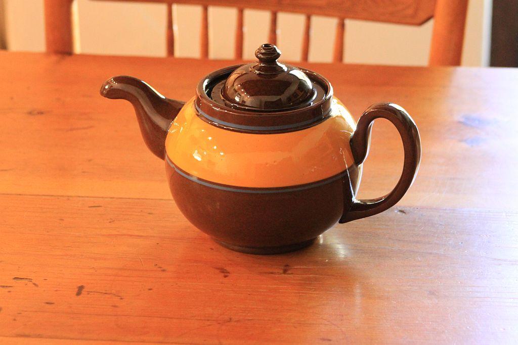 George orwell essay tea