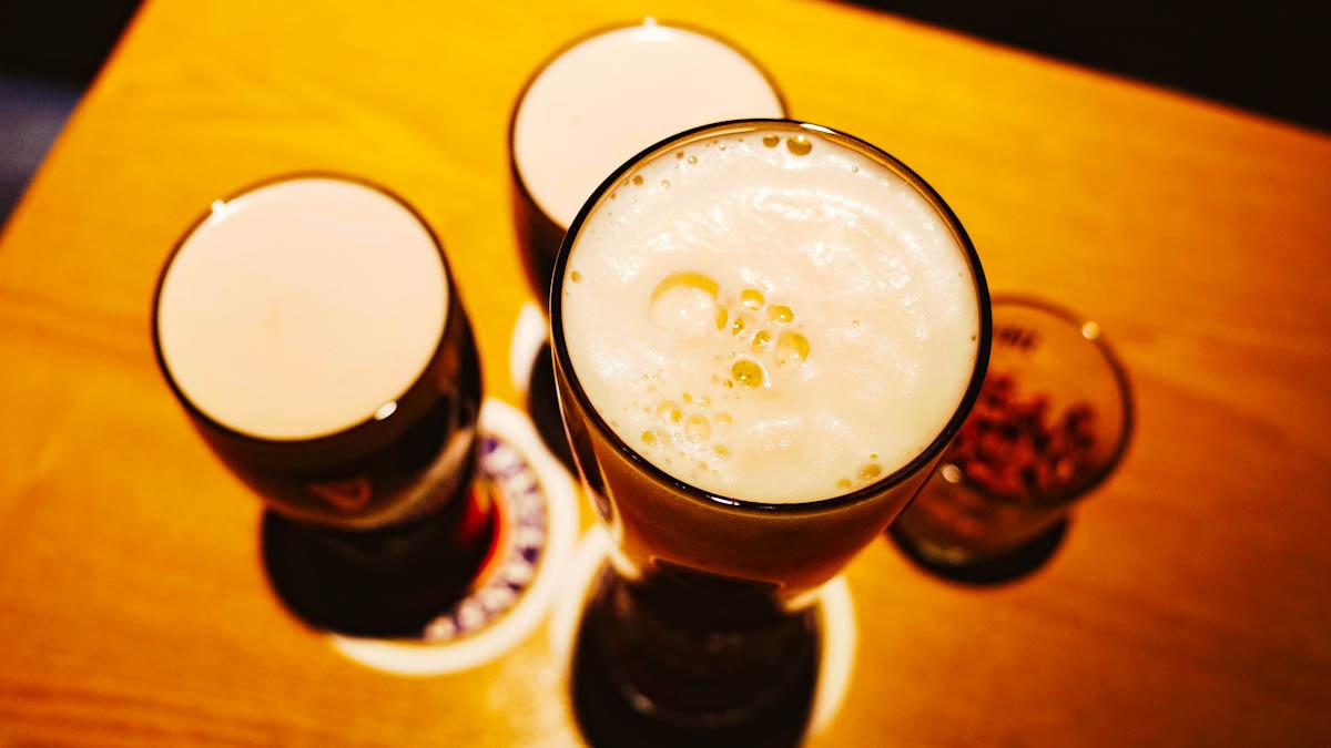 Saiba qual a importância da espuma na cerveja