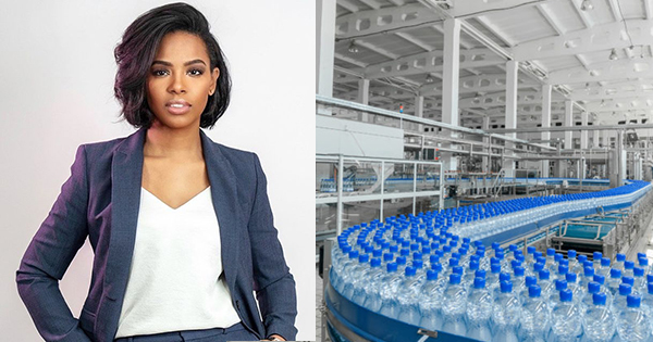 Paulla McCarthy, first Black woman to own spring water bottling plant