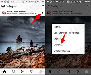 2 Cara menyimpan Video & Foto Instagram ke Galeri Hape