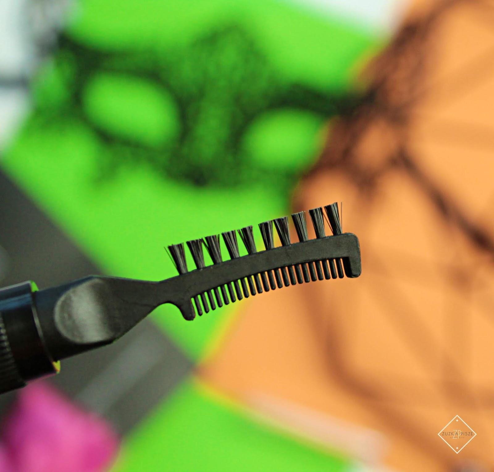 Revitalash Hi-def Tinted Brow Gel Soft Brown - Wielozadaniowy stylizująco-koloryzujący żel do brwi