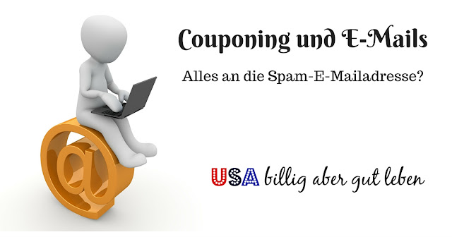 Couponing und Spam Emails