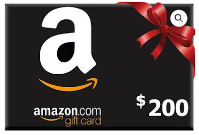 $200 USA Amazon Gift Card (Email Delivery)