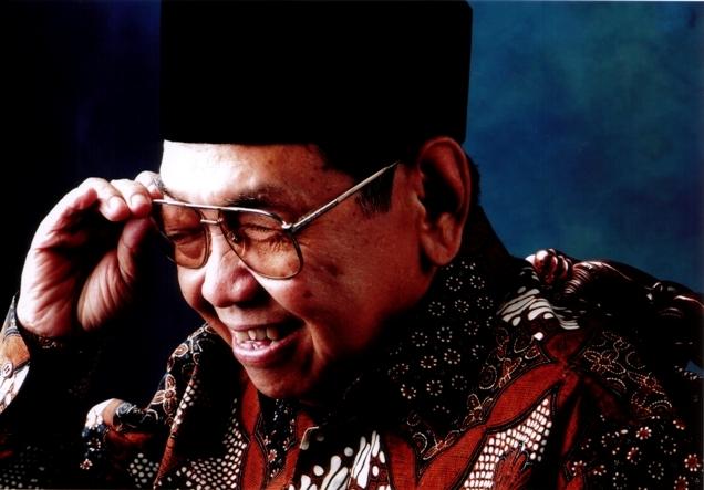 Alasan Gus Dur Sebut Prabowo Orang Paling Ikhlas
