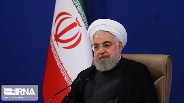 The United States cannot bring Iranian nation to its knees: President Hassan Rouhani