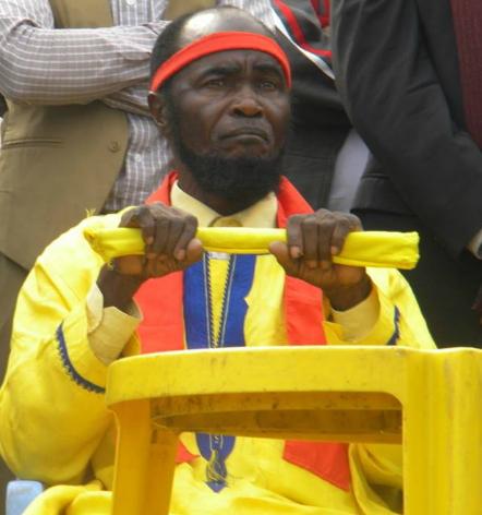 Ne Muanda Nsemi freed church members